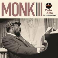 6/12 RSD DROPS THELONIOUS MONK / Palo Alto: The Custodian's Mix (LP)