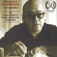 VINICIUS DE MORAES / VINICIUS DE MORAES EN ARGENTINA (2CD)