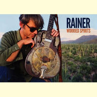 RAINER PTACEK / WORRIED SPIRITS (LP)DLコード付き