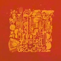 NORTH EAST SKA JAZZ ORCHESTRA / NORTH EAST SKA JAZZ ORCHESTRA (CD)