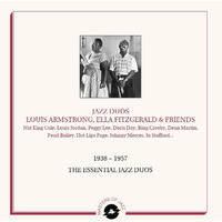 V.A. /Jazz Duos -Louis Armstrong.Ella Fitzgerald And Friends (2LP)