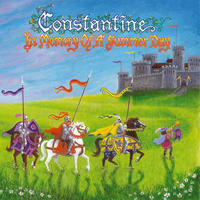 CONSTANTINE / IN MEMORY OF A SUMMER DAY (LP)