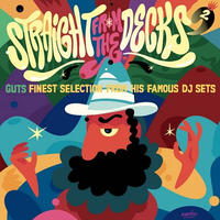 GUTS / STRAIGHT FROM THE DECKS 2 (2LP)