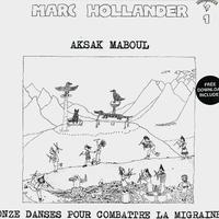 AKSAK MABOUL / ONZE DANCES POUR COMBATTRE LA MIGRAINE (LP)DLコード付き