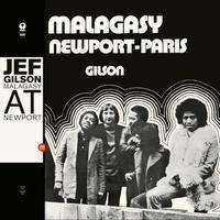 JEF GILSON / Malagasy at Newport (LP)