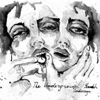THE UNDERGROUND YOUTH / SADOVAYA (LP) WHITE VINYL DLコード付