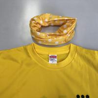 ネックゲイター&Tシャツ セット