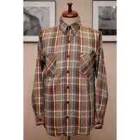 SEARS 70'S ヘヴィーフランネルシャツ