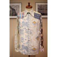 KENNINGTON 70'S クレイジーパターンシャツ