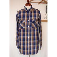BIG YANK 70'S ヘヴィーネルシャツ