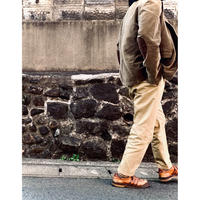 "Brown by 2-tacs ""TAPERED SLACKS"""