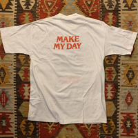 Vintage 80s  Dirty Harry 4(SUDEEN IMPACT)  T-shirt