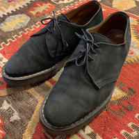 Vintage Dr.Martens Black Nubuck Made in England