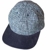 CsiLLAG Italian Vintage Wool Fabric Cap
