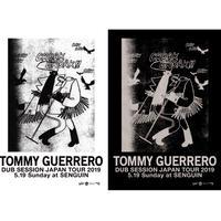 """TOMMY GUERRERO / """"DUB SESSION"""" JAPAN TOUR 2019 [電子  Ticket]"""