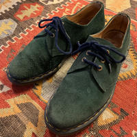 Vintage Dr.Martens Green Suede Made in England