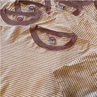 90s N.O.S. Striped T-shirt