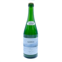 ※要冷蔵※【限定スパークリング酒】スターシリーズ SIRIUS2018ビンテージ 720ml 阿部酒造