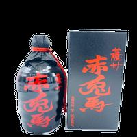 【特別限定品】濱田酒造 薩州 赤兎馬 徳利 25度 720ml※箱付