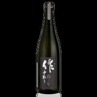 【日本酒】作 雅乃智 中取り 720ml 清水清三郎商店