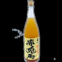 【限定リキュール】薩州 赤兎馬 柚子梅酒 14度 1800ml 濵田酒造