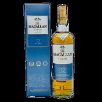 【ウイスキー】ザ・マッカラン ファインオーク12年 700ml 箱付