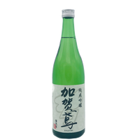 【日本酒】加賀鳶 純米吟醸 720ml 福光屋