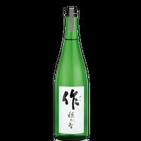 【日本酒】作 穂乃智(ほのとも) 1800ml 清水清三郎商店
