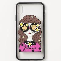【GLORY】 gennie iPhoneケース