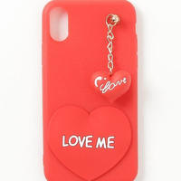 【GLORY】 LOVE ME iPhoneケース