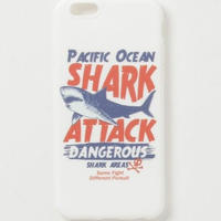 【GLORY】SHARK ATTACK iPhoneケース