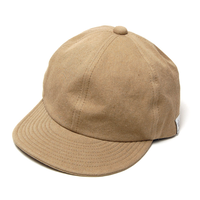 THE FACTORY MADE Organic CAP FM546 BEIGE