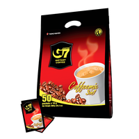 G7 3in1 instant coffee(Bag 50sachets) カフェ・オ・レタイプ50個入