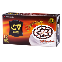 G7 Cappuccino Mocha(Box 12 sticks) カプチーノモカ 12個入