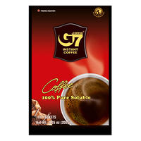 G7 Pure Black instant coffee(Bag 100 sachets)