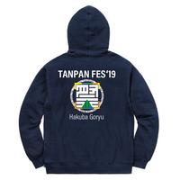 短パンフェス オリジナルパーカー&Tシャツ ( 参加用リストバンド付 )