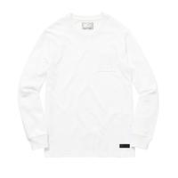 Keisuke okunoya ポケット付 ロングスリーブTシャツ