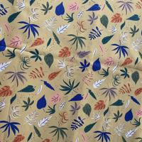 色んなカタチの葉っぱ柄 TANPAN