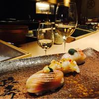 TANPAN LAB食のイベント【 寿司とワインのマリアージュ 】夜の部