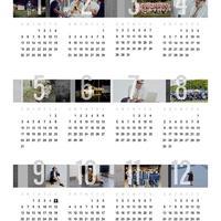 短パンカレンダー2020 ( ポスターカレンダー )