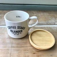 ISLANDER(アイランダー)オリジナルコーヒーマグカップ