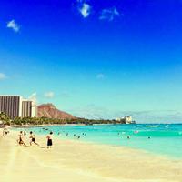 ISLANDER/アイランダーPhotography写真 『Beach Time 』A4サイズ