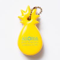 ハワイ限定 Hawaiian Pineapple Key/パイナップルキーホルダー(イエロー)