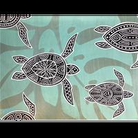 【Eduardo Bolioli エドゥアルド・ボリオリ】マットプリントアート 『Honu』11×14(直筆サイン入り)