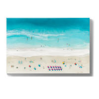 【Sarah Caudle / サラカードル】Waikiki Beach 《Open Edition Resin Prints》12×16in