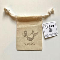 SoHa LIVING/Asst. Small Pouches『kahala』/巾着袋/S