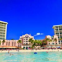 ISLANDER/アイランダーPhotography写真 『Pink Hawaii 』A4サイズ