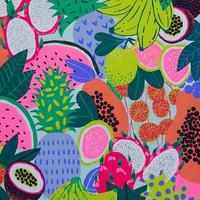 【Kim Sielbeck キム・シルベック】デジタルプリントアート Hawaii Fruits  11×14