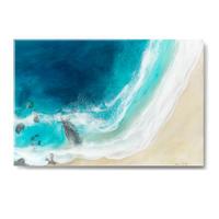 【Sarah Caudle / サラカードル】Waimea Beach 《Open Edition Resin Prints》12×16in
