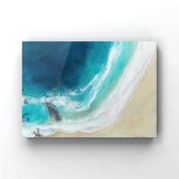 【Sarah Caudle / サラカードル】Waimea Bay《Open Edition Resin Prints on Metal》12×16inch